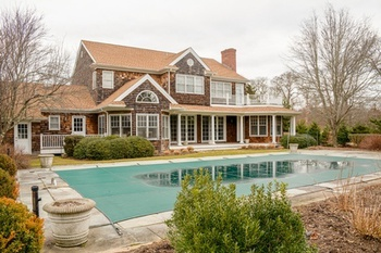 7 bedroom house. 7 BEDROOM TRADITIONAL EAST HAMPTON HOME  BR for rent East