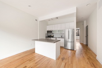Amazing 3 Bedroom/2 Bathroom Duplex Apartment With A Private Backyard In Bedford-Stuyvesant!